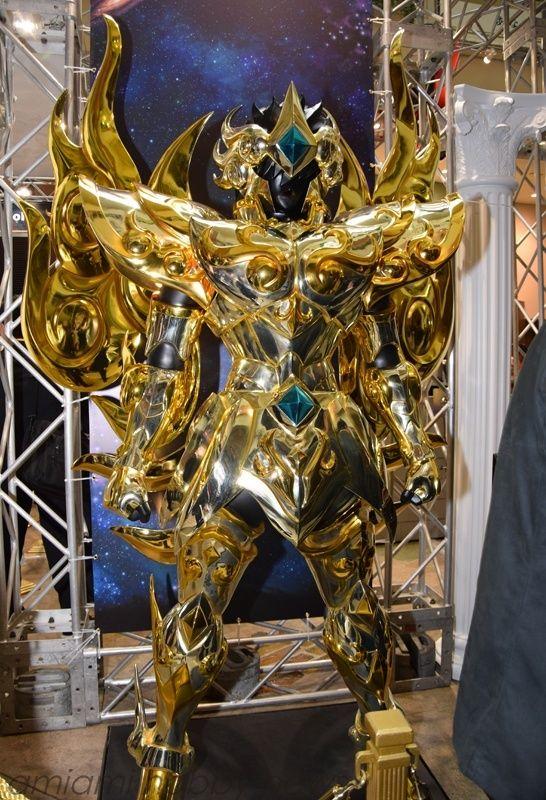 Expo Soul of Gold - Odaiba Mediage Tôkyô - 20->22/03/15 Leo_go10