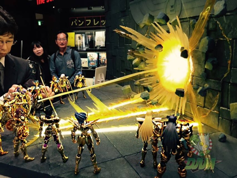 Expo Soul of Gold - Odaiba Mediage Tôkyô - 20->22/03/15 Scm_go22