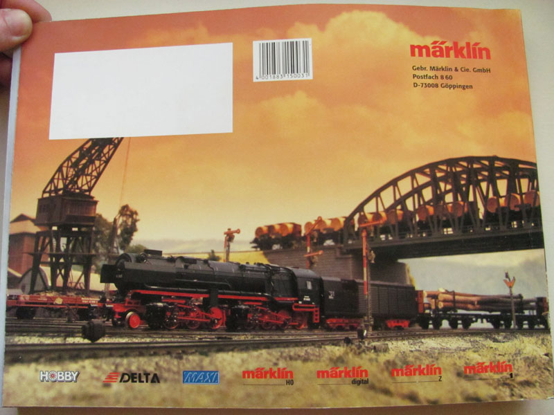 [Märklin] Catalogue 1999-2000 - Page 11 Img_1912