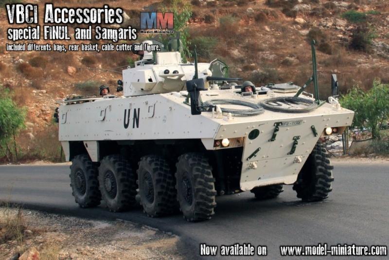 VBCI, FINUL et guerre africaine , accessoires Image611