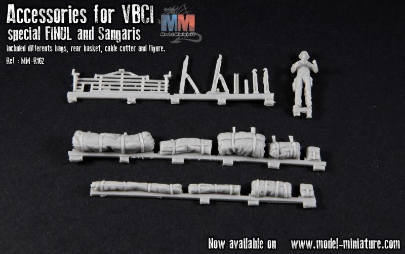 VBCI, FINUL et guerre africaine , accessoires Image910