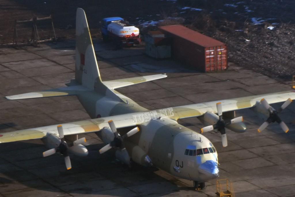 GV (Check-D) des C-130 24e3kg10