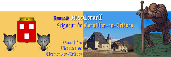 Anoblissement de Romuald MacCornell et Antoine de Navarre Romual10