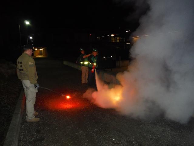 C-CERT Spring 2015 Basic Training - Fire Suppression C-cert16