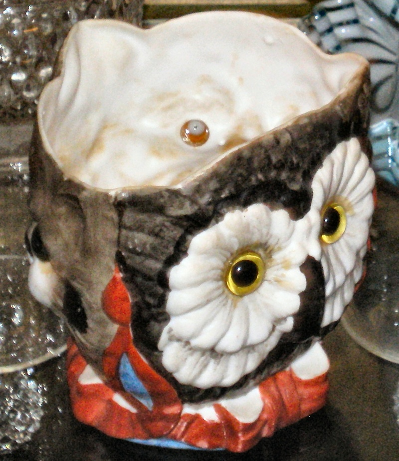 Old Fairy Lamps for Sale Owl10
