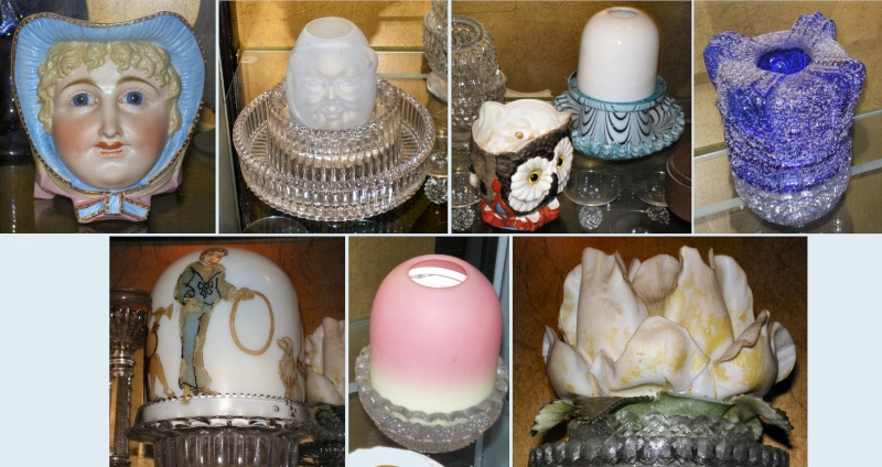 Old Fairy Lamps for Sale Shawne11