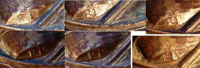 Jesus y Maria / cuatro basilicas romanas  (R.M. SXVIII-C11) Marque10