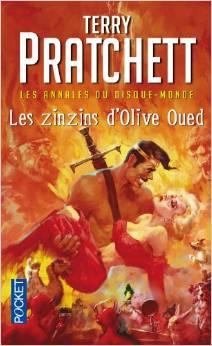 Les annales du disque monde tome 10 : les zinzins d'Olive Oued 0310
