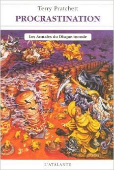 Les Annales du Disque-Monde, tome 27 : Procrastination 1210