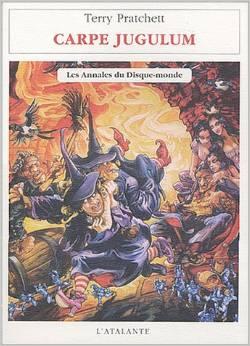 Les Annales du Disque-Monde, tome 24 : Carpe Jugulum Tylych13