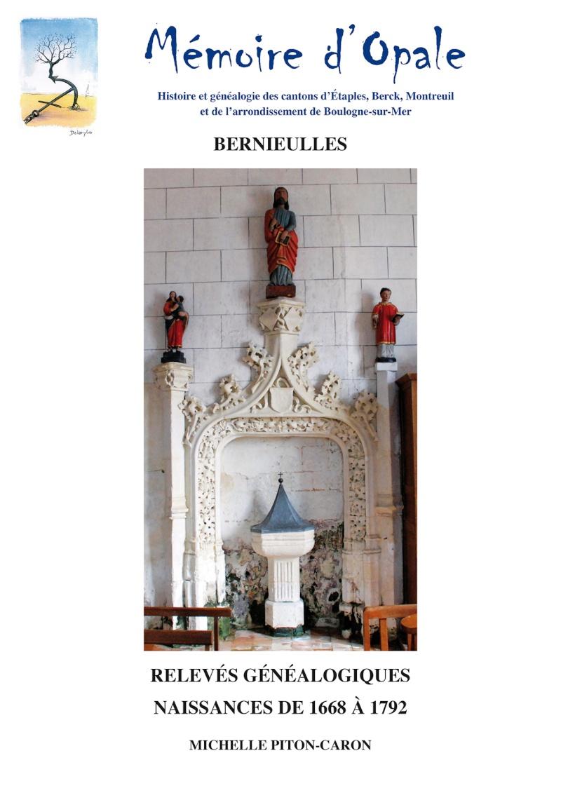 Bernieulles - Relevés généalogiques de 1688 à 1792 Bernie11