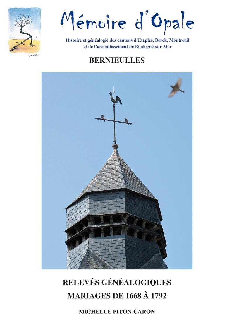 Bernieulles - Relevés généalogiques de 1688 à 1792 Bernie12