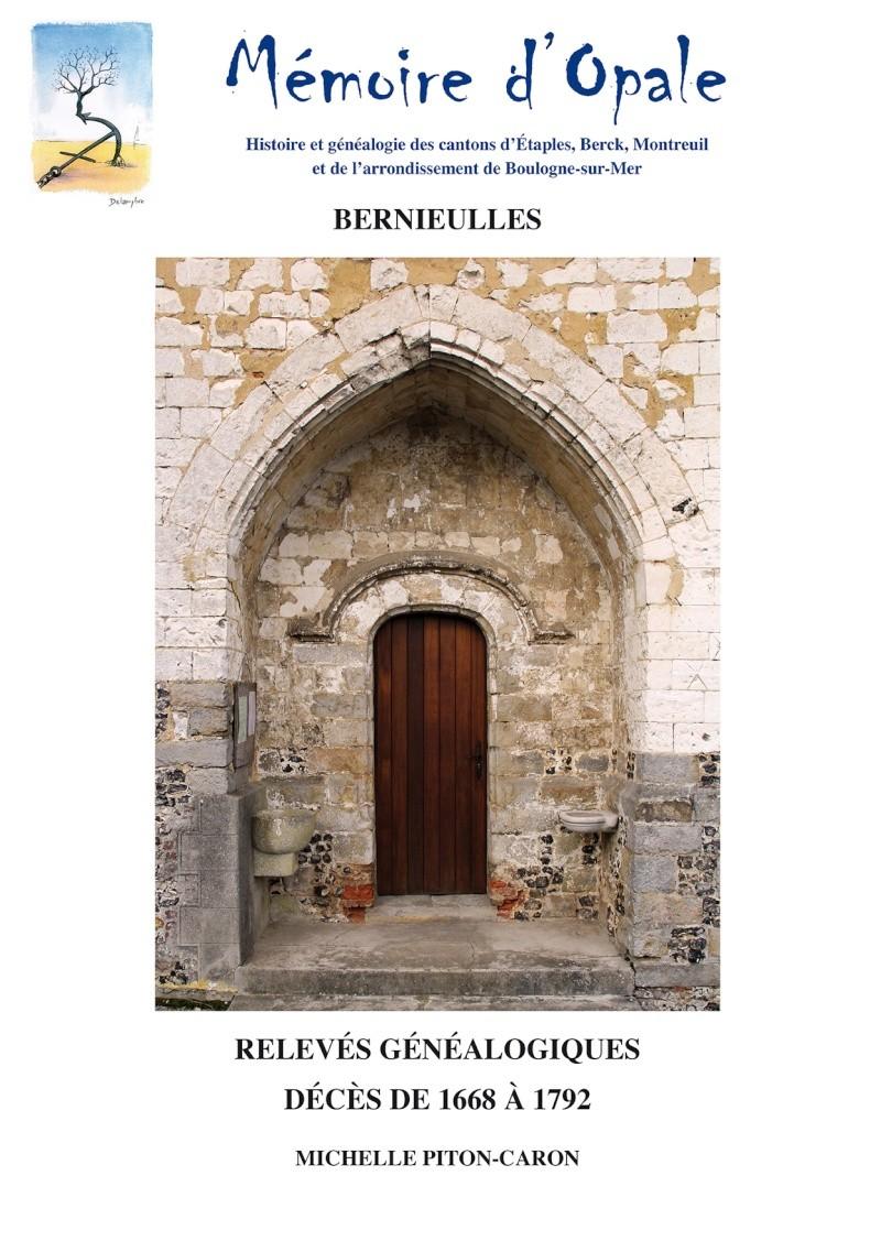 Bernieulles - Relevés généalogiques de 1688 à 1792 Bernie15