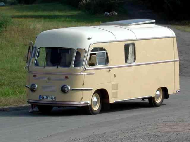 Gutbrod Atlas 800 1950 Campin10