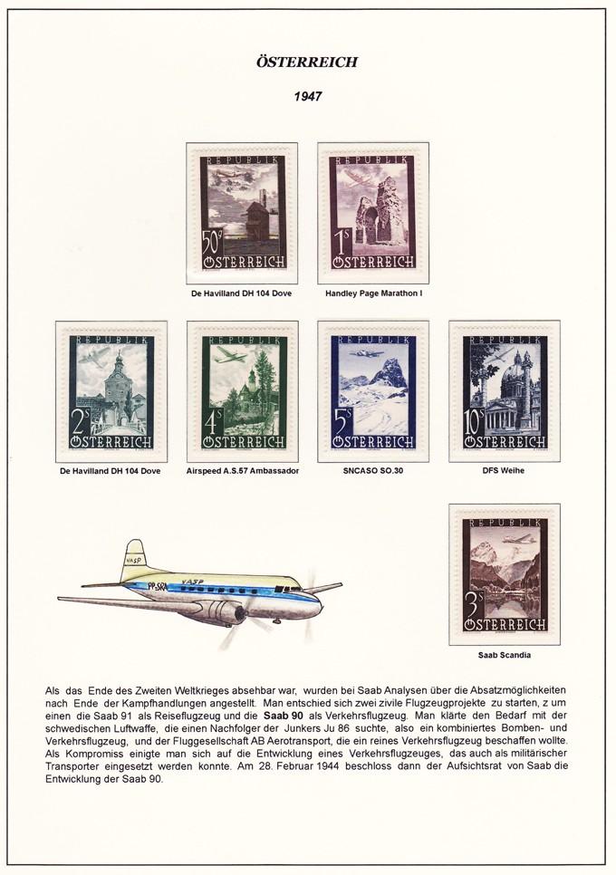 kawa's Luftpostsammlung - Seite 6 Oester17