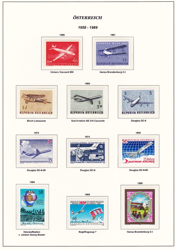 kawa's Luftpostsammlung - Seite 6 Oester23