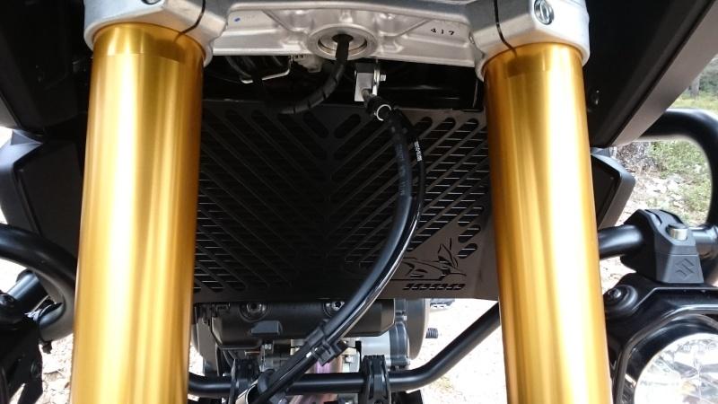 Suzuki DL V-Strom 1000 ABS 2015. 2010