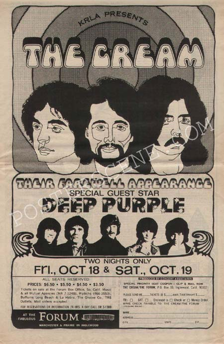 Deep Purple Mark 1 Cream210