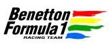 Piloto Oficial Benetton - Ford