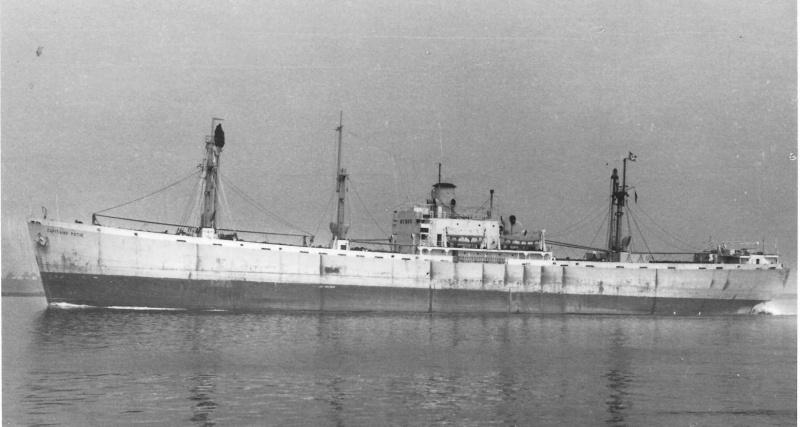 Navires marchands belges coulés lors de la 2ème guerre - Page 4 Capita10