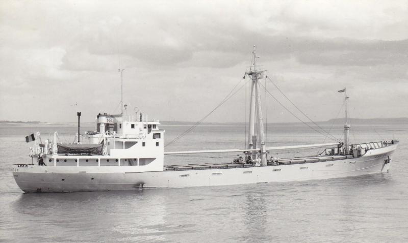 Marine marchande de 1965 à 1971  Castor10