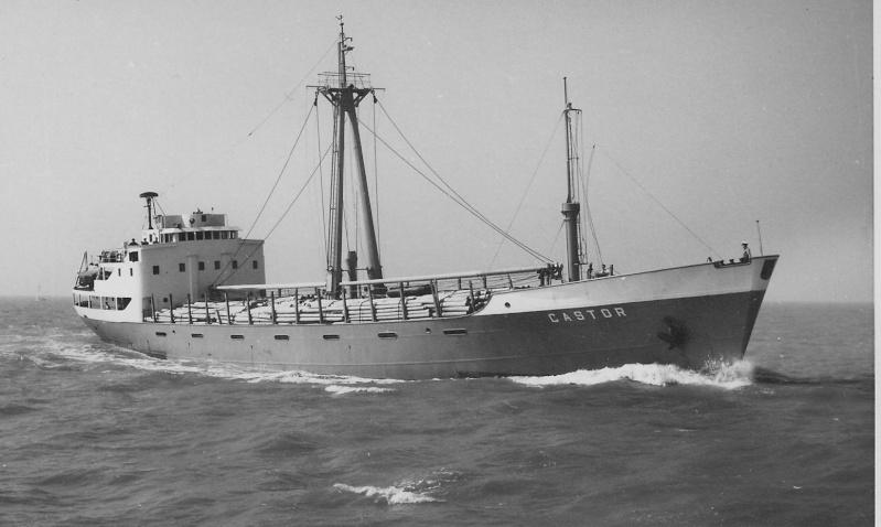 Marine marchande de 1965 à 1971  Castor11