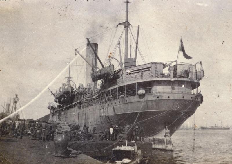 Navires marchands belges coulés lors de la 2ème guerre - Page 4 Gandia11