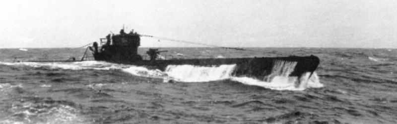 Navires marchands belges coulés lors de la 2ème guerre - Page 4 U_135_10