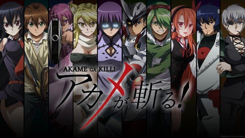 Akame ga KILL! Akame_10