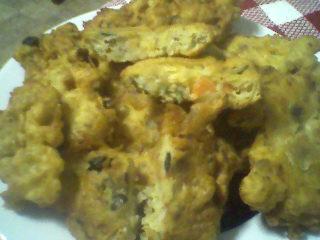 pataniscas de frango com pikles e azeitonas Anonov31