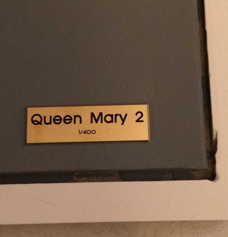 construction du queen mary 2 au 1/400 de chez revell - Page 14 Img_1326