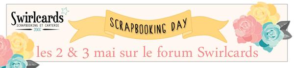 Challenge Scrapbooking Day N°5--- Christine B Scrapb10
