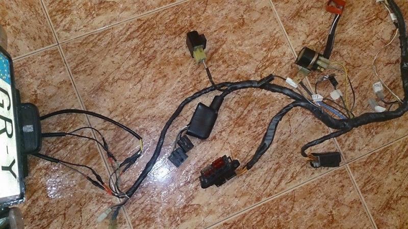 ¿Cómo restaurar el sistema eléctrico de una moto? 11149310