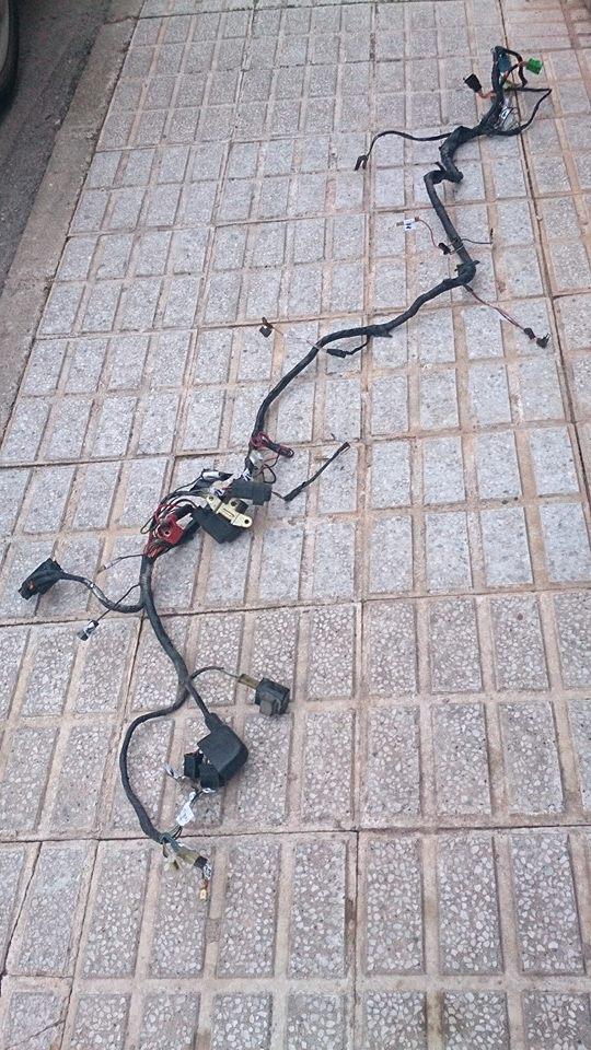 ¿Cómo restaurar el sistema eléctrico de una moto? 11162510