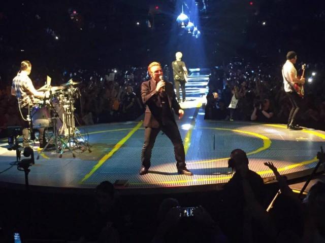 [#U2ieTour - Phoenix 2 - 23 Maggio 2015] Setlist, foto e video 11127610