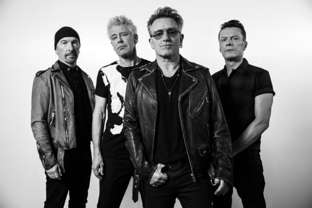 Gli U2 al lavoro su nuove canzoni con Jolyon Thomas 413
