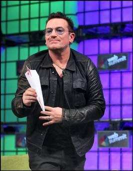 Gli U2 difendono il loro regime fiscale Bono11