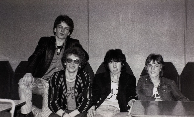 EARLY DAYS TOUR - IRISH SHOWS 1976-1978 (Parte 1) Foto10