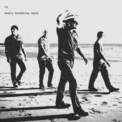 Every Breaking Wave Radio Edit disponibile al download su U2.com U2_eve10