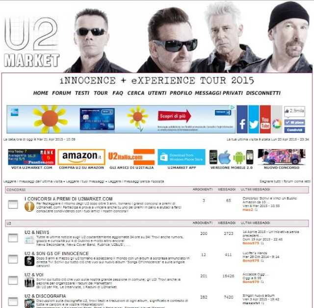 15/05/15 - U2Market Day, A Sort Of Homecoming - #U2MarketDay U2mark10