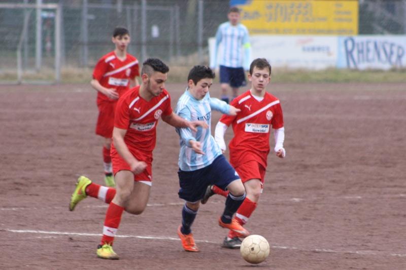 15.Spiel: TuS Rot-Weiß Koblenz II - SG BAWA 0:6 (0:4) Img_3910