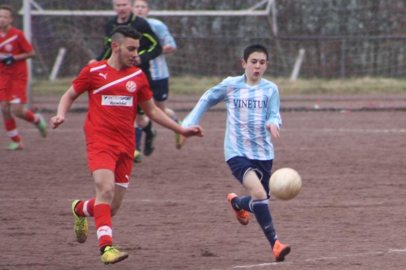 15.Spiel: TuS Rot-Weiß Koblenz II - SG BAWA 0:6 (0:4) Img_3914