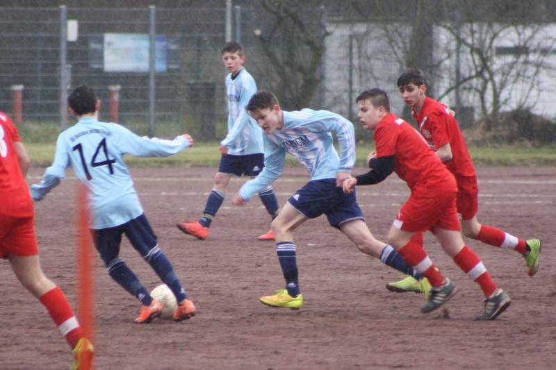 15.Spiel: TuS Rot-Weiß Koblenz II - SG BAWA 0:6 (0:4) Img_3915