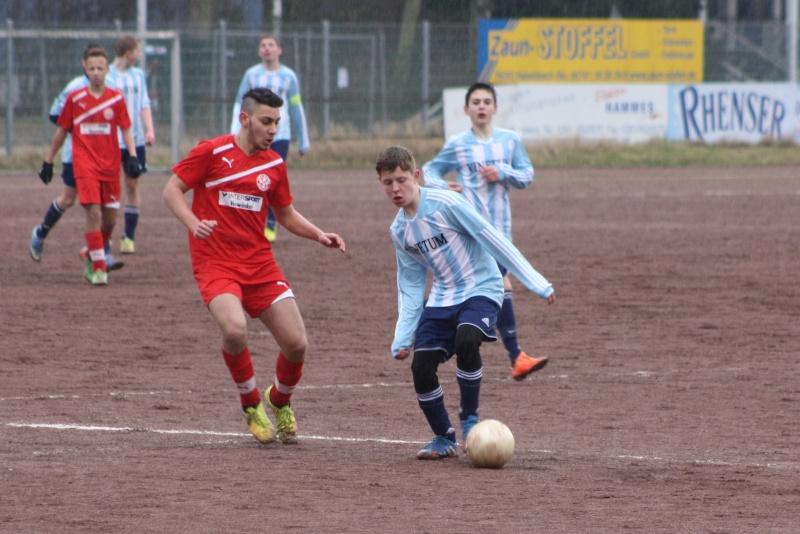 15.Spiel: TuS Rot-Weiß Koblenz II - SG BAWA 0:6 (0:4) Img_3918