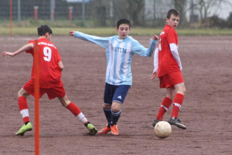 15.Spiel: TuS Rot-Weiß Koblenz II - SG BAWA 0:6 (0:4) Img_3919