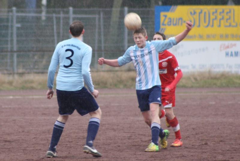 15.Spiel: TuS Rot-Weiß Koblenz II - SG BAWA 0:6 (0:4) Img_3922
