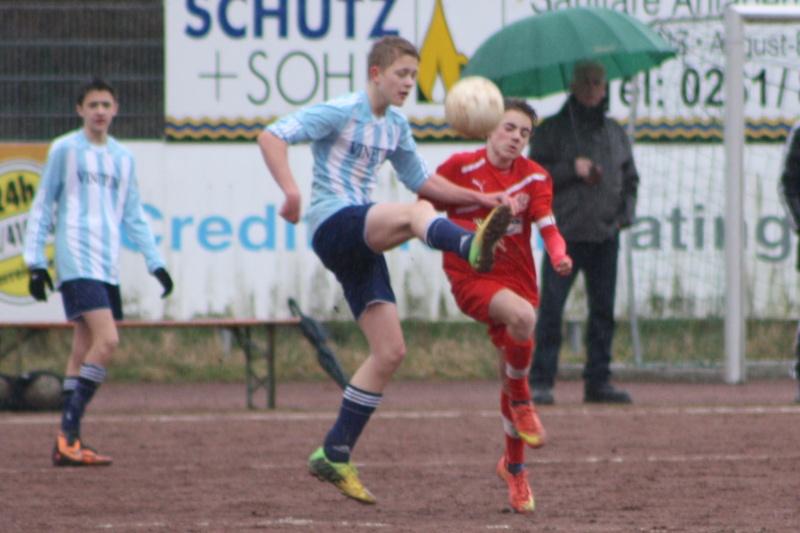15.Spiel: TuS Rot-Weiß Koblenz II - SG BAWA 0:6 (0:4) Img_3923