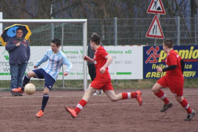 15.Spiel: TuS Rot-Weiß Koblenz II - SG BAWA 0:6 (0:4) Img_3925