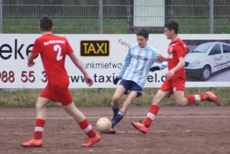 15.Spiel: TuS Rot-Weiß Koblenz II - SG BAWA 0:6 (0:4) Img_4013