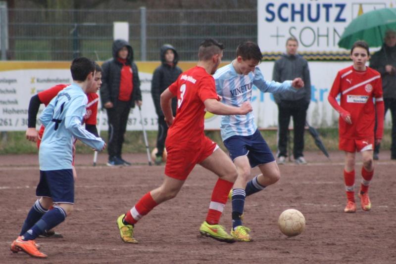 15.Spiel: TuS Rot-Weiß Koblenz II - SG BAWA 0:6 (0:4) Img_4015